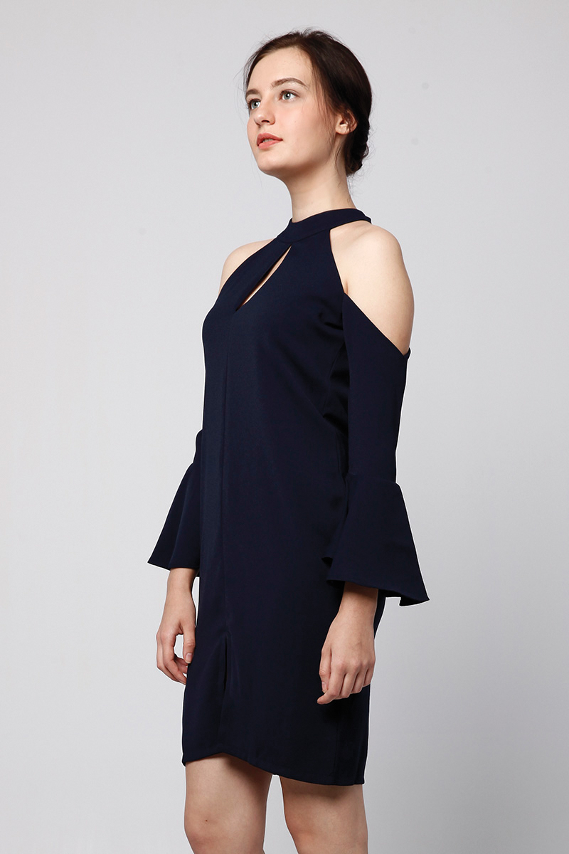 LIMMY DRESS NAVY