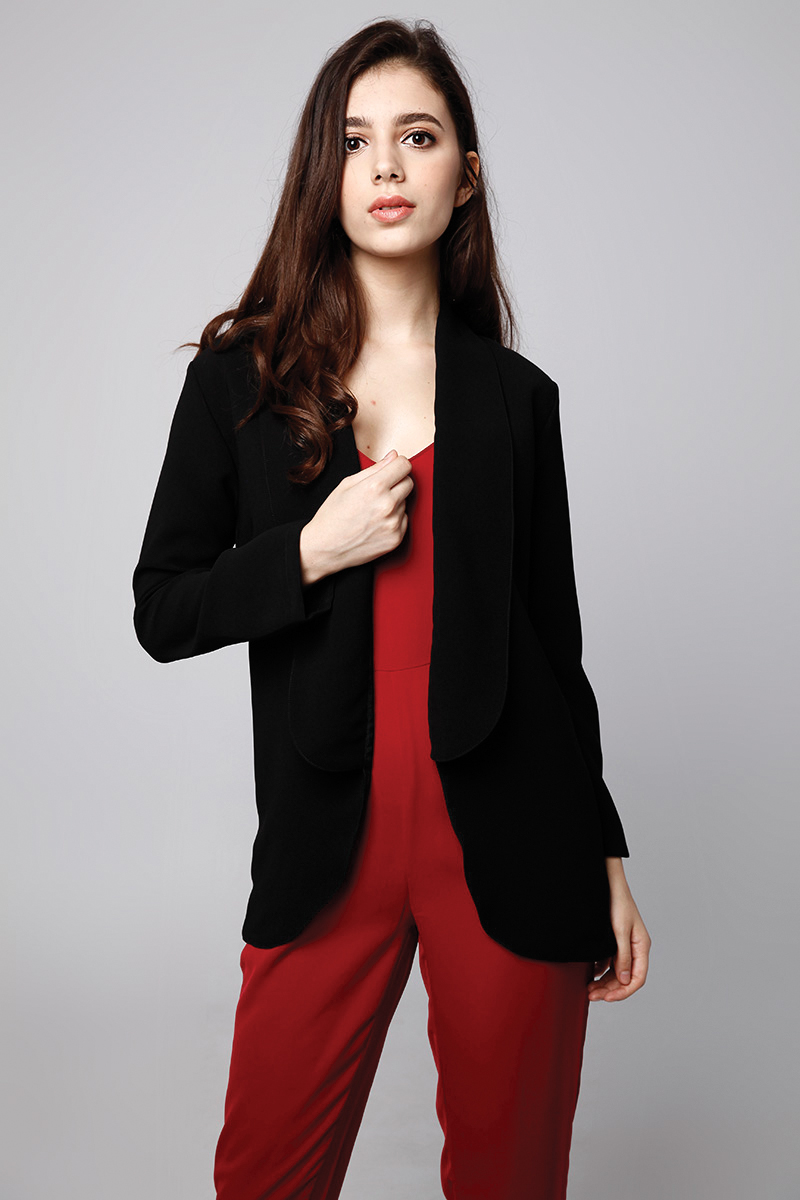 PONY OUTER BLACK