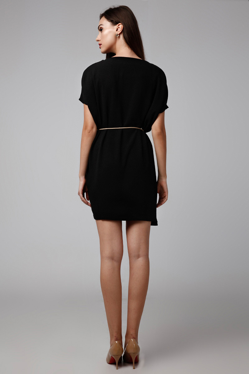 BRUSSEL DRESS BLACK