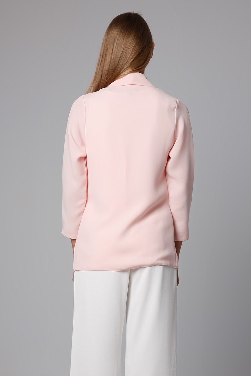 PONY OUTER BABY PINK