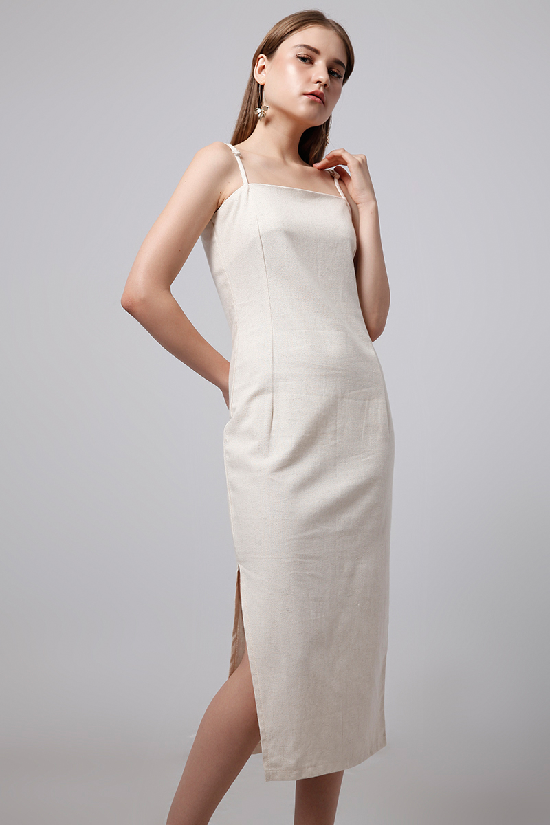 BALSAME DRESS CREME