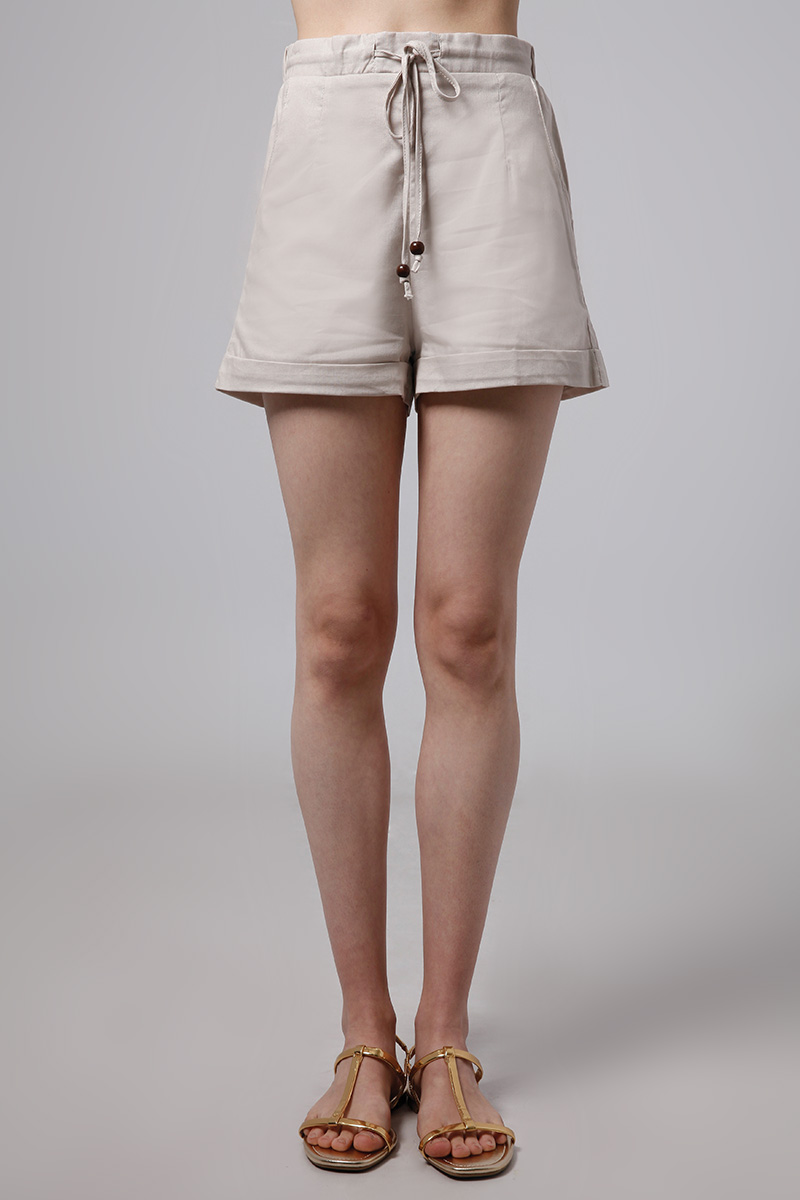 WILLOW LINEN PANTS NUDE