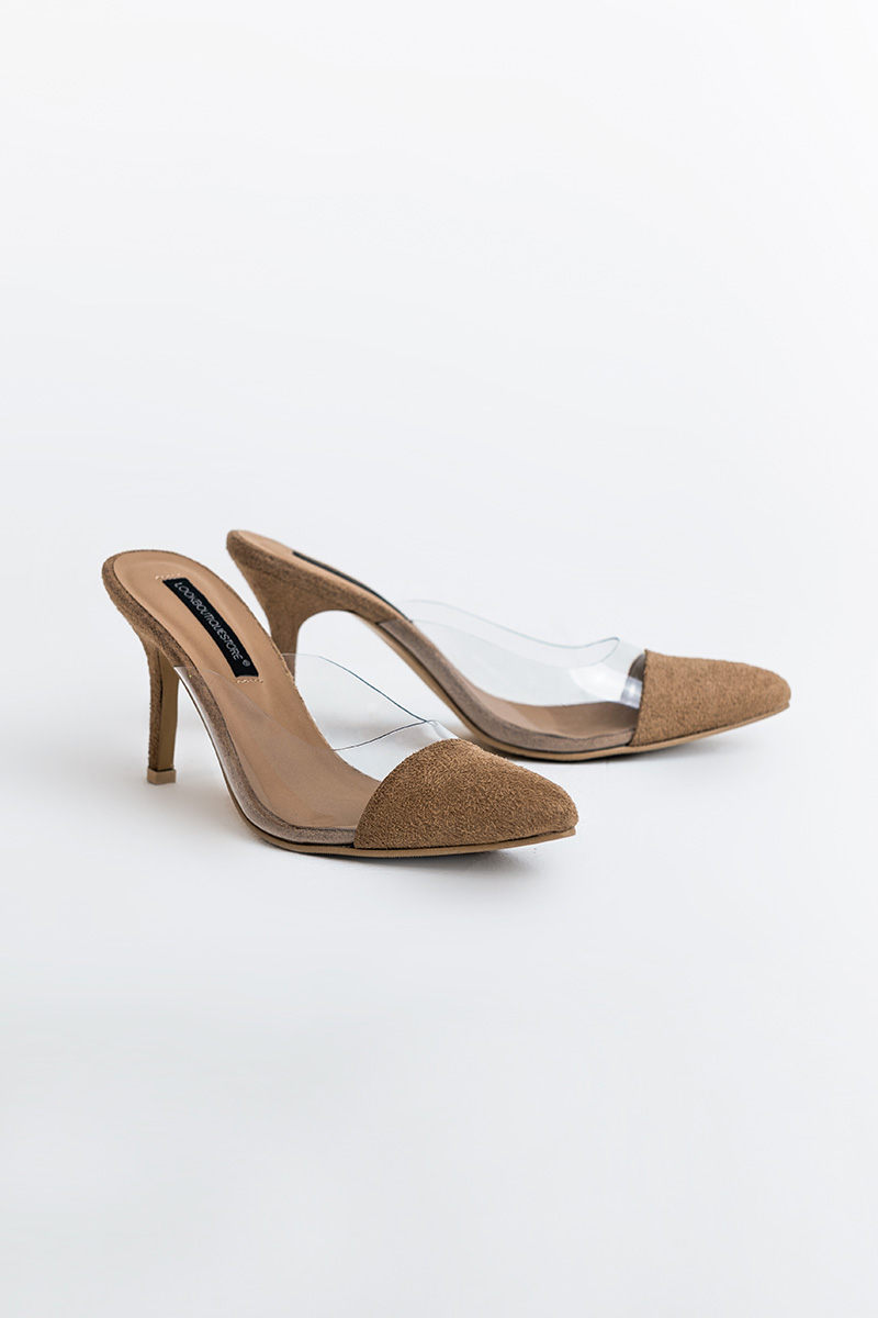 MORGAN POINTED TOE SHOES NUDE