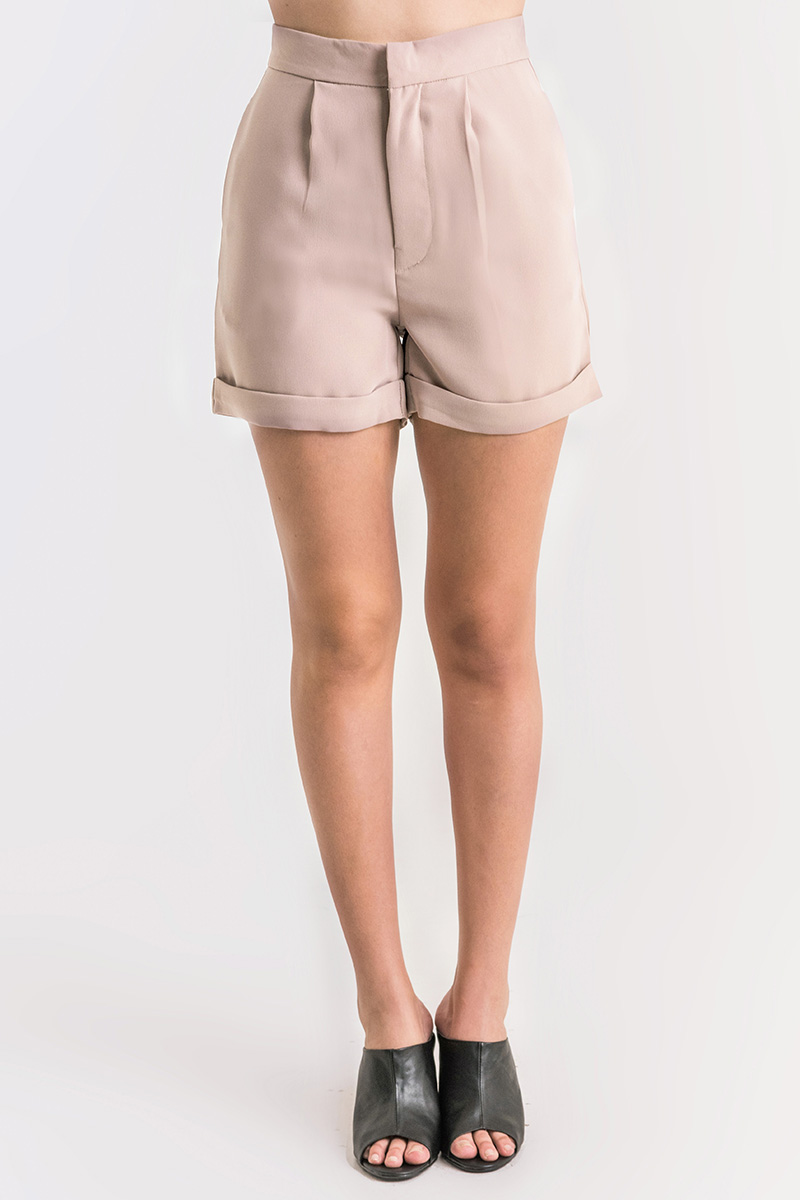 COLLIN SHORT PANTS NUDE
