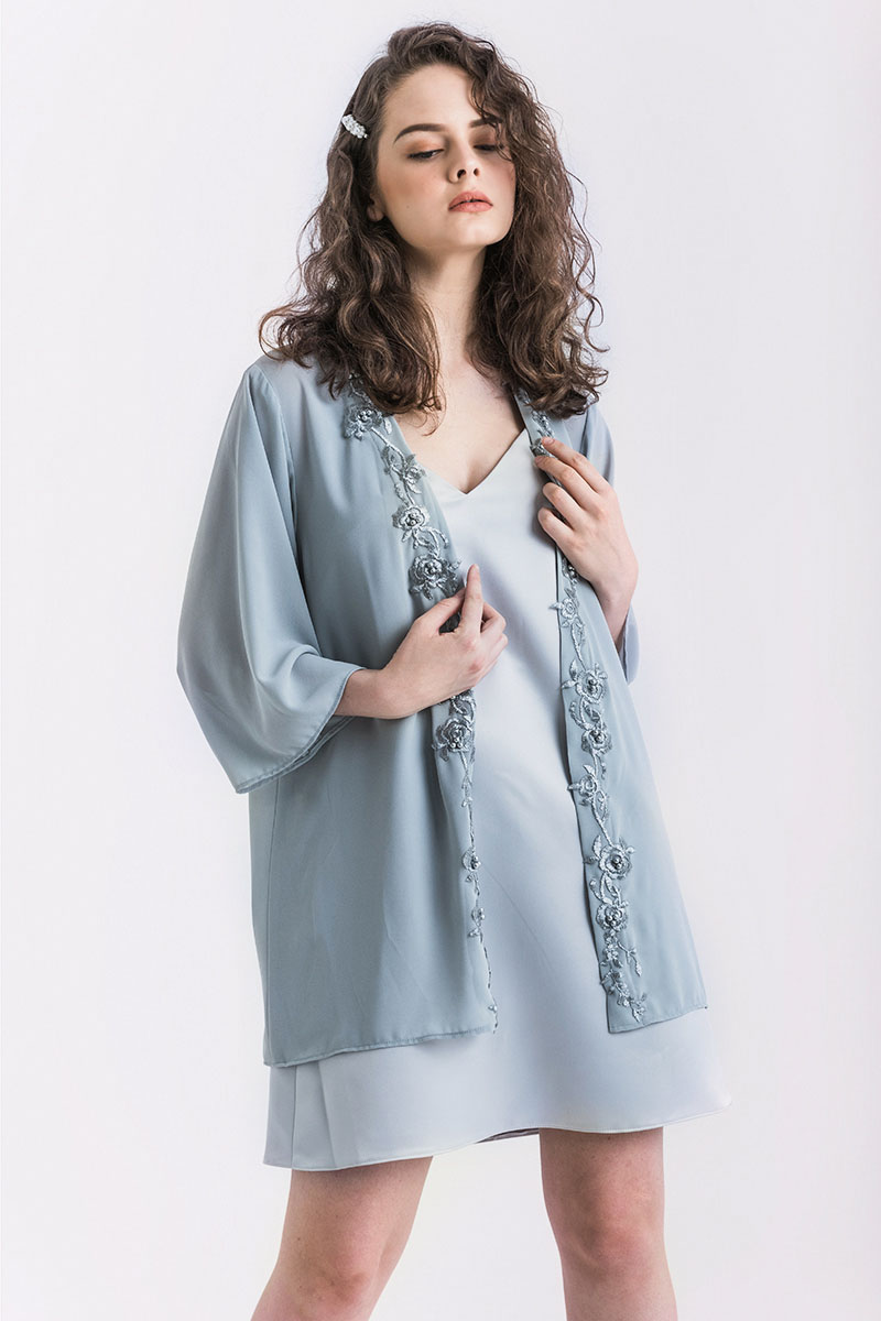 FEELY OUTER GREY