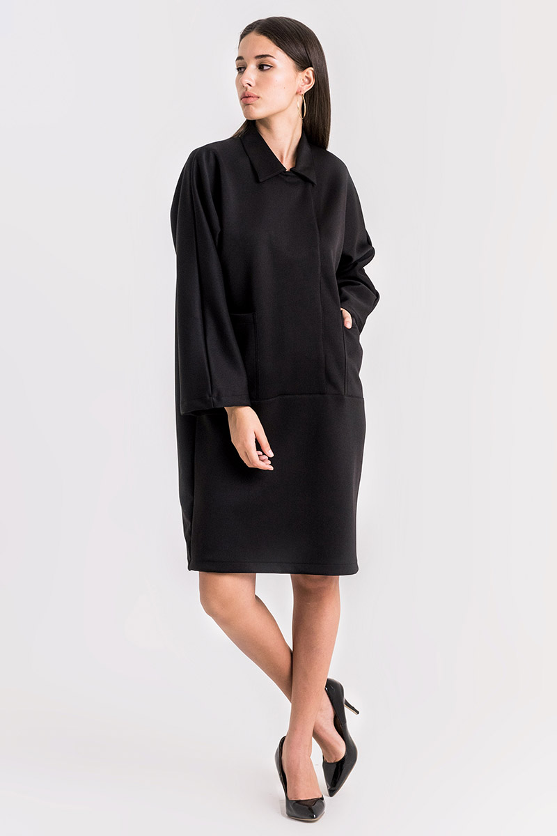 UPPER DRESS BLACK