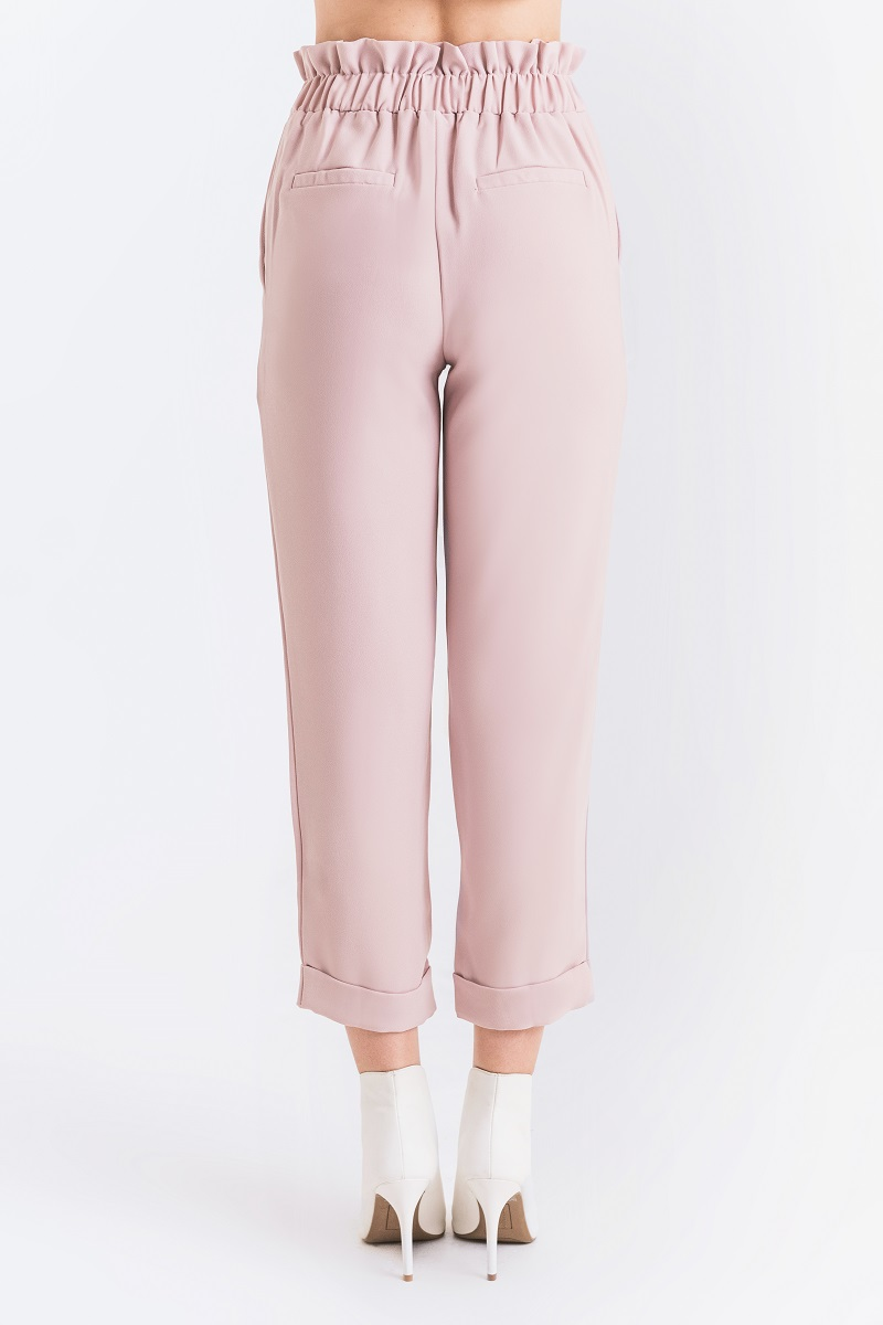 TAMA PANTS DUSTY PINK