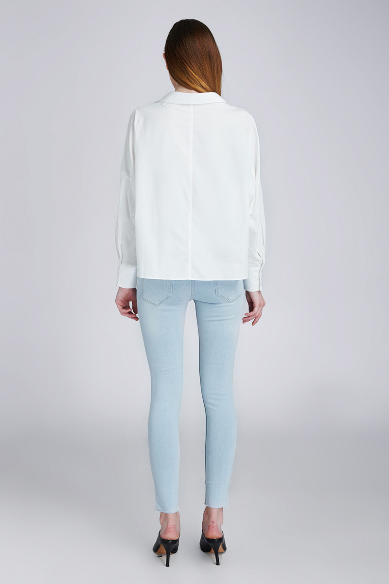 KALINA SHIRT WHITE
