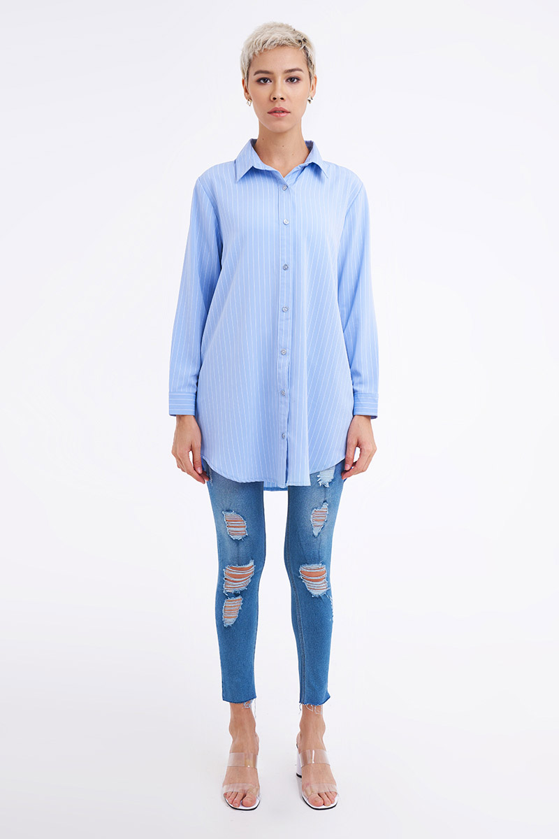 DILLON SHIRT BLUE