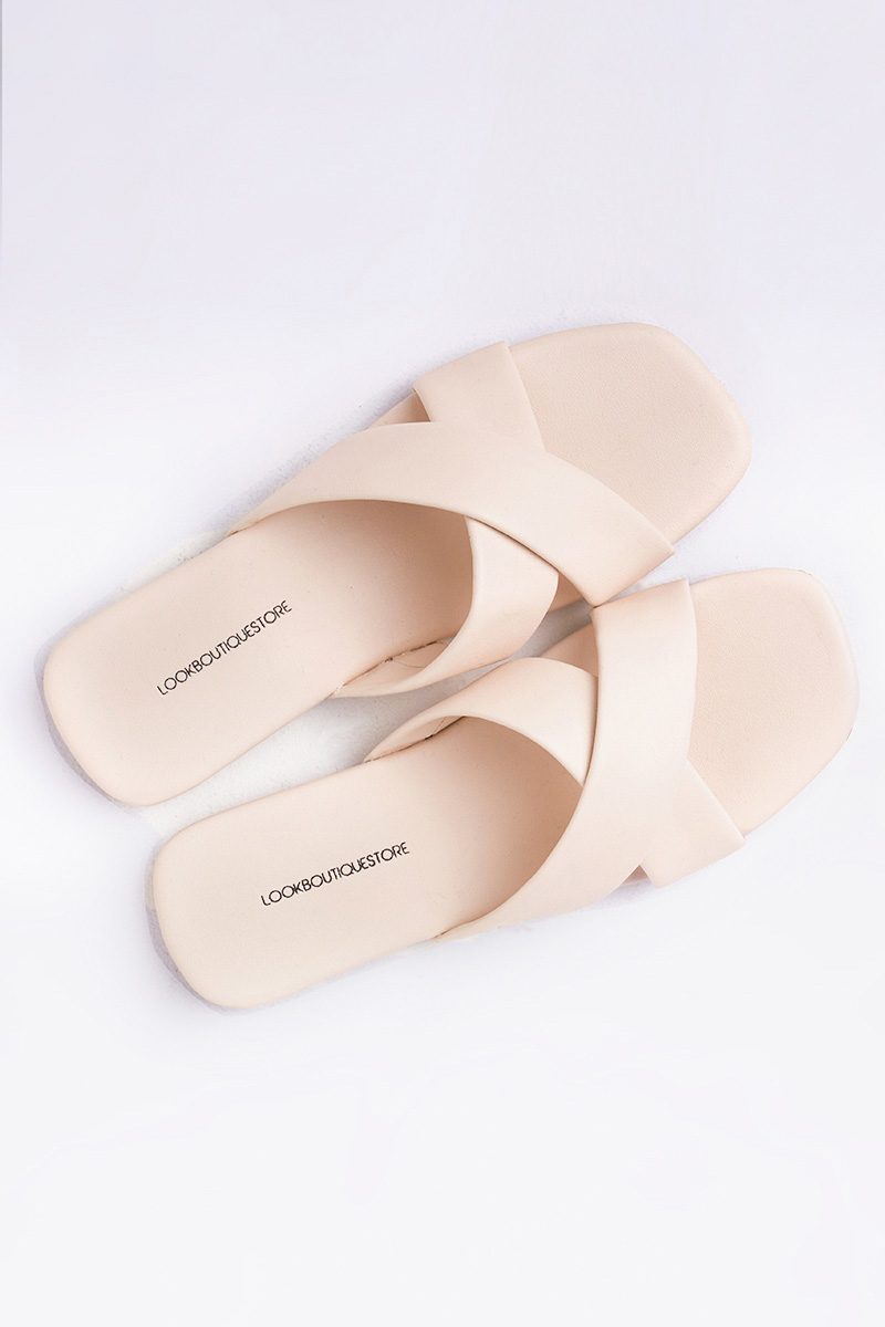 HAVANA SANDALS BROKEN WHITE