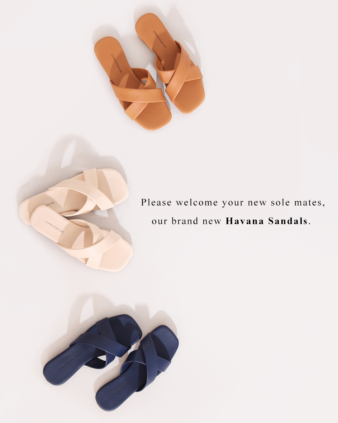 LBS SHOES – HAVANA SANDALS