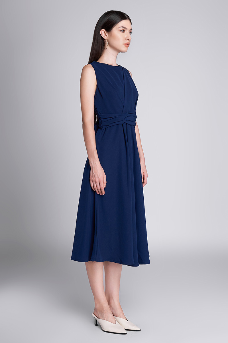 SWISSE DRESS NAVY