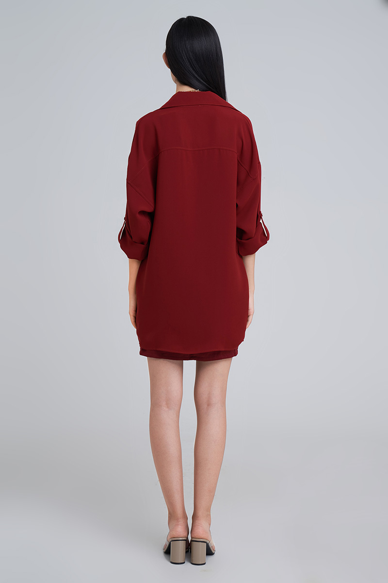 ABEL OUTER MAROON