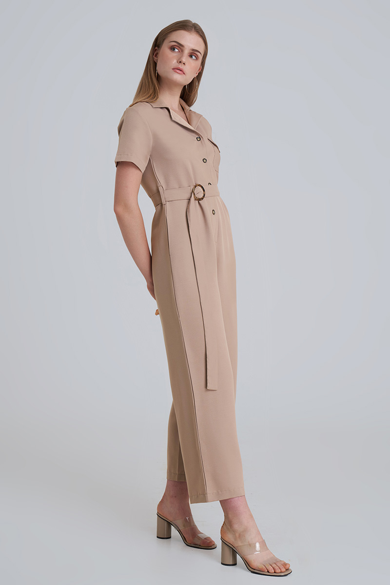 SOLEY JUMPSUIT NUDE