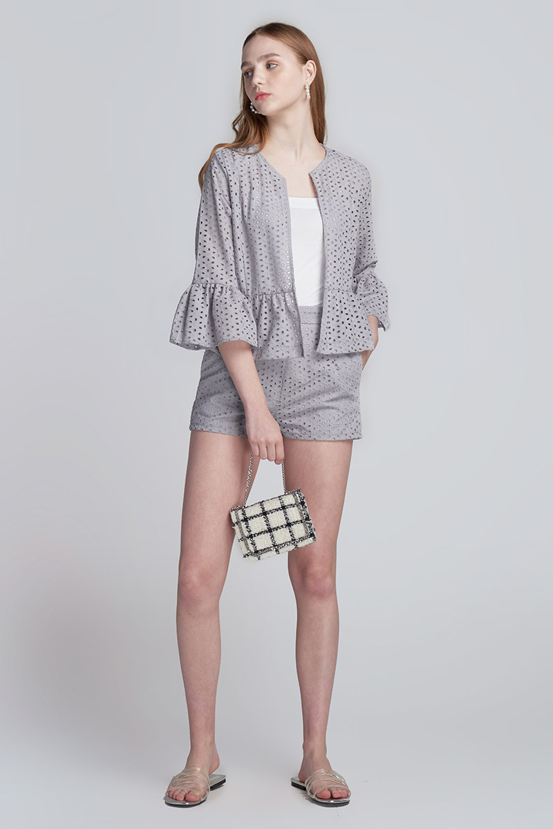 LALA OUTER GREY